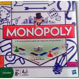 Monopolio Juego De Mesa Monopoly Español Original Hasbro