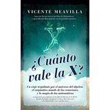 Libro ¿cuánto Vale La X?