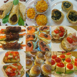 Catering Lunch Gourmet 10/15 Personas. Finger Food.exclusivo