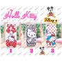 Funda Case Protector Hello Kitty Para Iphone 6 O 6s Resisten