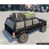 Vidrio Quarter Para Cherokee Y Wagoneer Limited