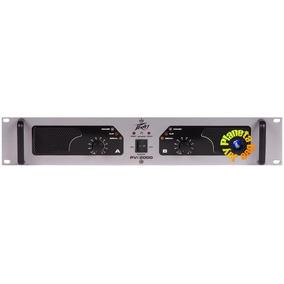 Amplificador De Potencia Peavey Pvi2000 1500w 4ohms