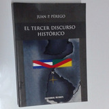 Libro El Tercer Discurso Historico De Juan Perego