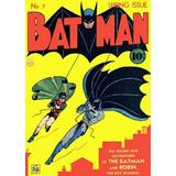 Batman Vol 1 -cómics Digital - Español