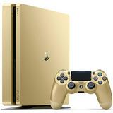 Playstation 4 Slim 1tb Dorada 1 Control Gold Imagen Hdr Wifi