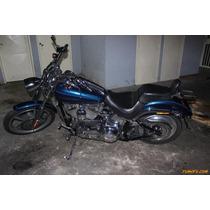 Harley Davidson Fxstd 501 Cc O Más