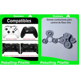 Goma Conductora Para Control De Xbox One Oroginal Unidad