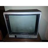 Tv Televisor Philco 21 Nec Systen Color Control Pal-n Ntsc