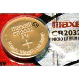 Pila Maxell Cr2032 X5u En Blister Mother Balanza Agenda Htec