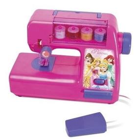 Maquina De Costura Infantil Portatil Brinquedo Para Meninas