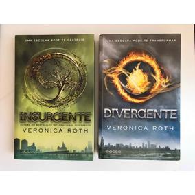 Livros: Insurgente + Divergente