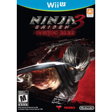 Ninja Gaiden 3 - Razor Edge - Wii U