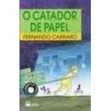 Livro O Catador De Papel 1 Fernando Carraro
