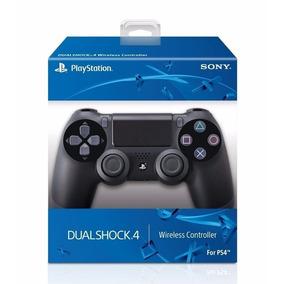 Controle Ps4 Preto Playstation 4 Dualshock 4 Original Sony