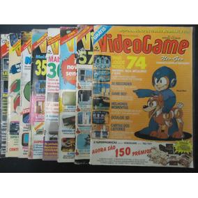 Lote De 25 Revistas Videogame, Supergames, Gamepower (usa)