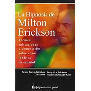 Hipnosis De Milton Erickson - Td, Aa.vv., Rigden