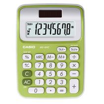 Calculadora De Mesa Verde, 8 Dígitos Ms-6nc-gn