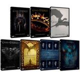 Game Of Thrones Série Completa 7 Temporadas