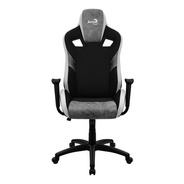 Silla Gamer Aerocool Count Stone Grey
