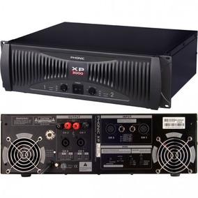 Amplificador De Potencia Xp 3000, 1100 Watts, Phonic