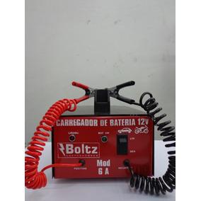 Carregador De Bateria Boltz 12v 6a Biv