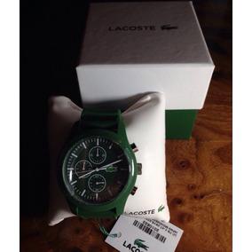 Reloj Lacoste Sport Verde Hombre Nuevo Original