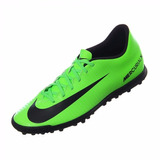 Futbol Multitaco Nike Mercurial Vortex Iii Tf Verde Ronaldo