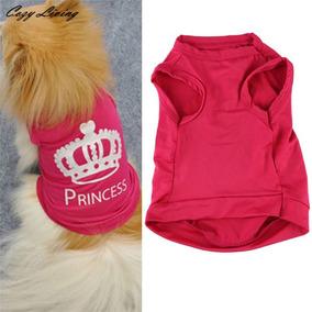 Blusinha Melância Ou Princess Para Cachorro Ou Gato