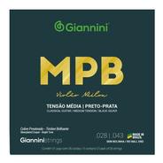 Encordoamento Giannini Série Mpb P/ Violão Nylon