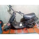 Yamaha Mint 50cc Motor A Cadena Activa