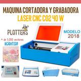 Liquidacion Cortadora Y Grabadora Laser Cnc Co2 40w 30x20,