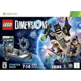 Lego Dimensions Starter Pack - Xbox360