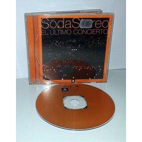 Soda Stereo // El Ultimo Concierto A // Cd (1997)
