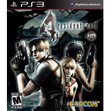Resident Evil 4 Ps3 | Digital Hd Oferta Sub Español