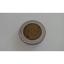 Moneda Italiana. 500 Liras. L500. 1982.