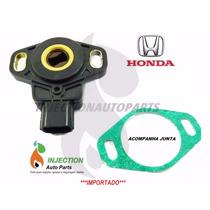 Sensor Posição Borboleta Tps Honda Civic 1.7 Jt6h Importado