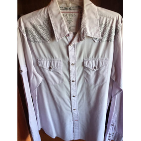 Camisa Guess Talla M, Guess Armani Lacoste Tommy Abercrombie