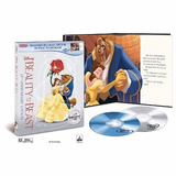Blu Ray Beauty And - The Beast Bella Bestia+digibook+target