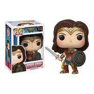 Pop! Mulher Maravilha Wonder Woman #172 | Dc Comics
