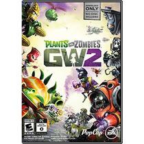 Plants Vs Zombies Jardín Warfare 2 - Pc No Disc