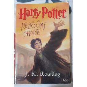 Livro Harry Potter E As Relíquias Da Morte