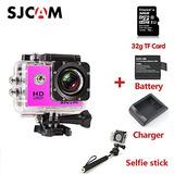 Sjcam Sj4000 Deporte Acción Cámara Videocámara Videovi...