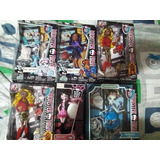 Lote 6 Bonecas Monster High Draculaura Frankie Robecca Clawd