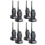 Handy Baofeng 888s Radio Walkie Talkie 16ch Kit X 8 Unidades