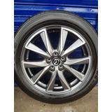 Impecables! Rines Y Llantas Mazda Cx5 19/99% Vida At