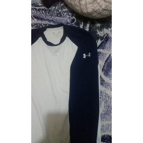Under Armour Original Playera Termica Manga Larga Tallas