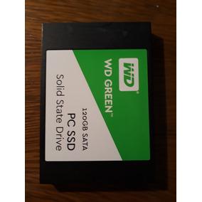 Disco Ssd Wd Green Pc 120gb