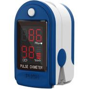 Oximetro De Pulso Medico Medidor De Oxigeno Saturador