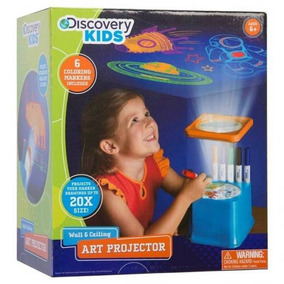 Discovery Kids Proyector De Arte Para Techo Envío Gratis