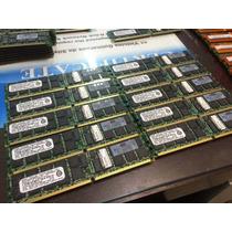 Memoria Servidor 2gb 2rx8 Pc2-5300p-555-10 Smart Registrada